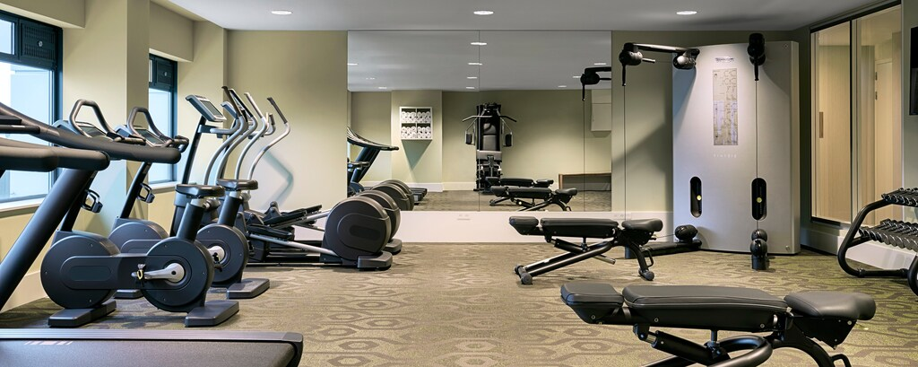 Fitness center Element