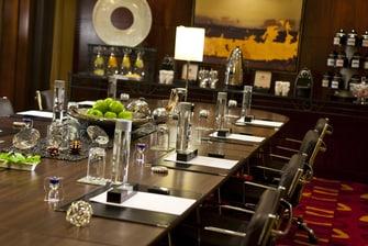 قاعة روتردام لاجتماعات مجلس الإدارة