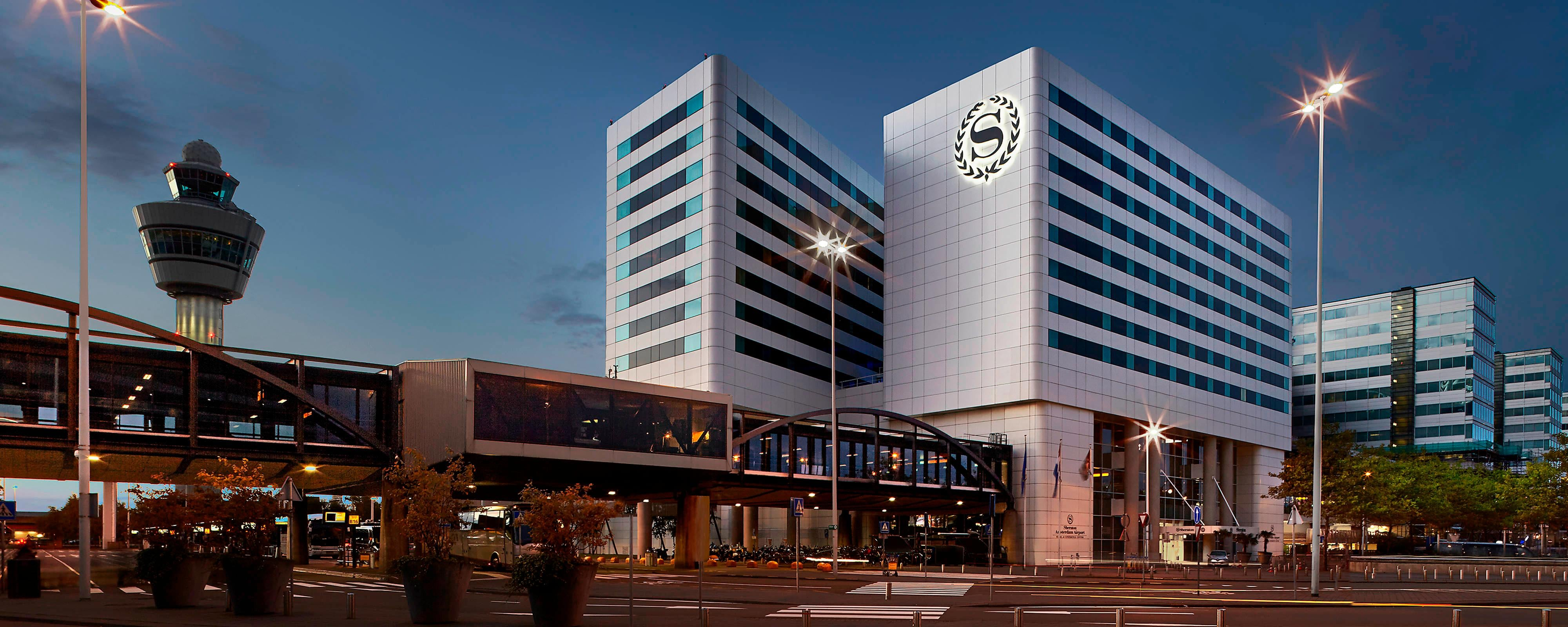Sheraton Amsterdam Airport Hotel And Conference Center Amsterdam Spg