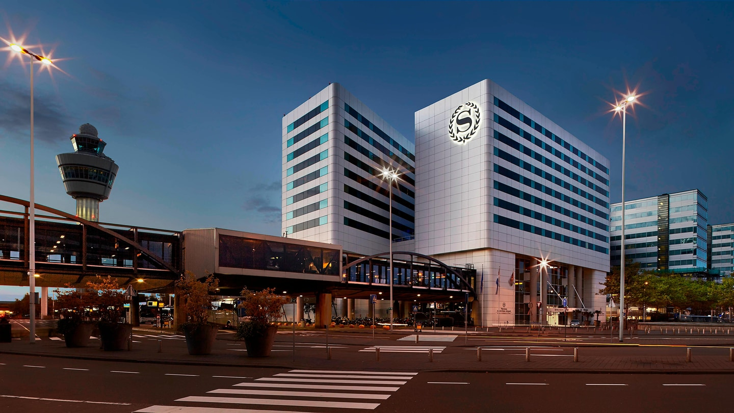50f526fc52ff46 Sheraton Amsterdam Airport Hotel and Conference Center - Amsterdam ...