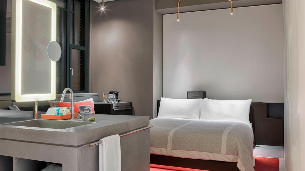 Cozy Exchange Zimmer