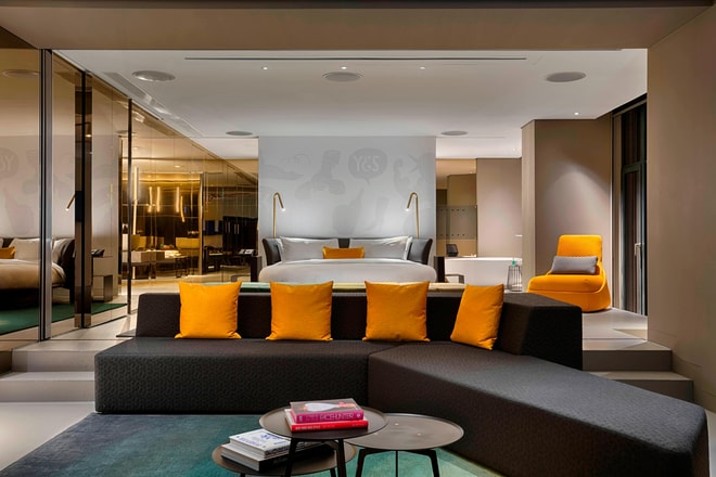 Extreme Wow Suite Exchange Living