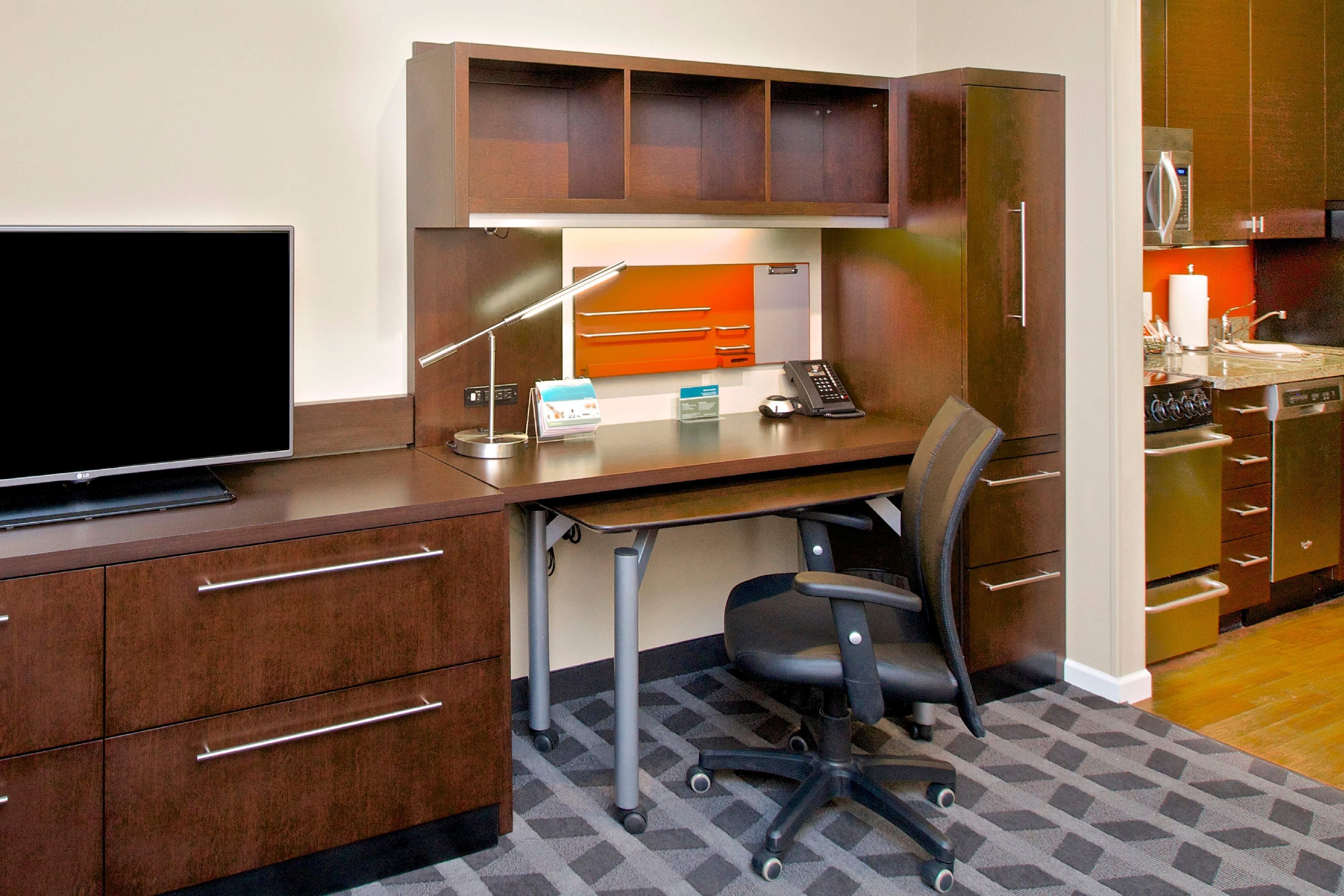 Büro in der Studio Suite