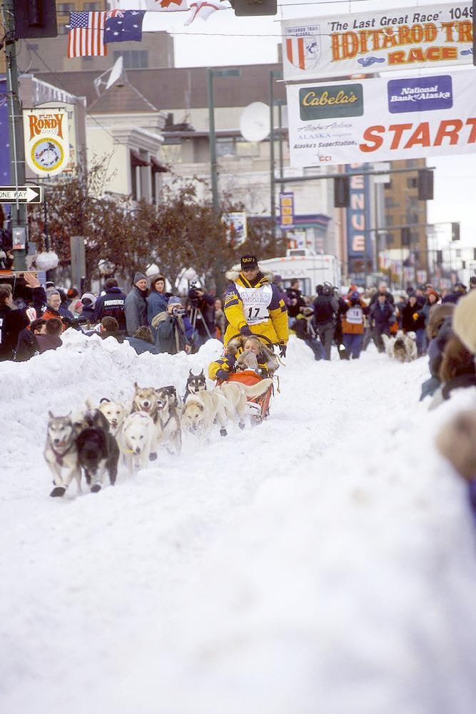 Iditarod Great Sled Race