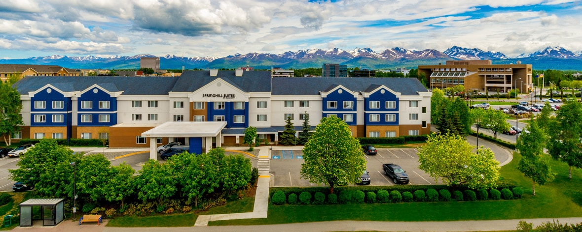 SpringHill Suites by Marriott Anchorage Midtown