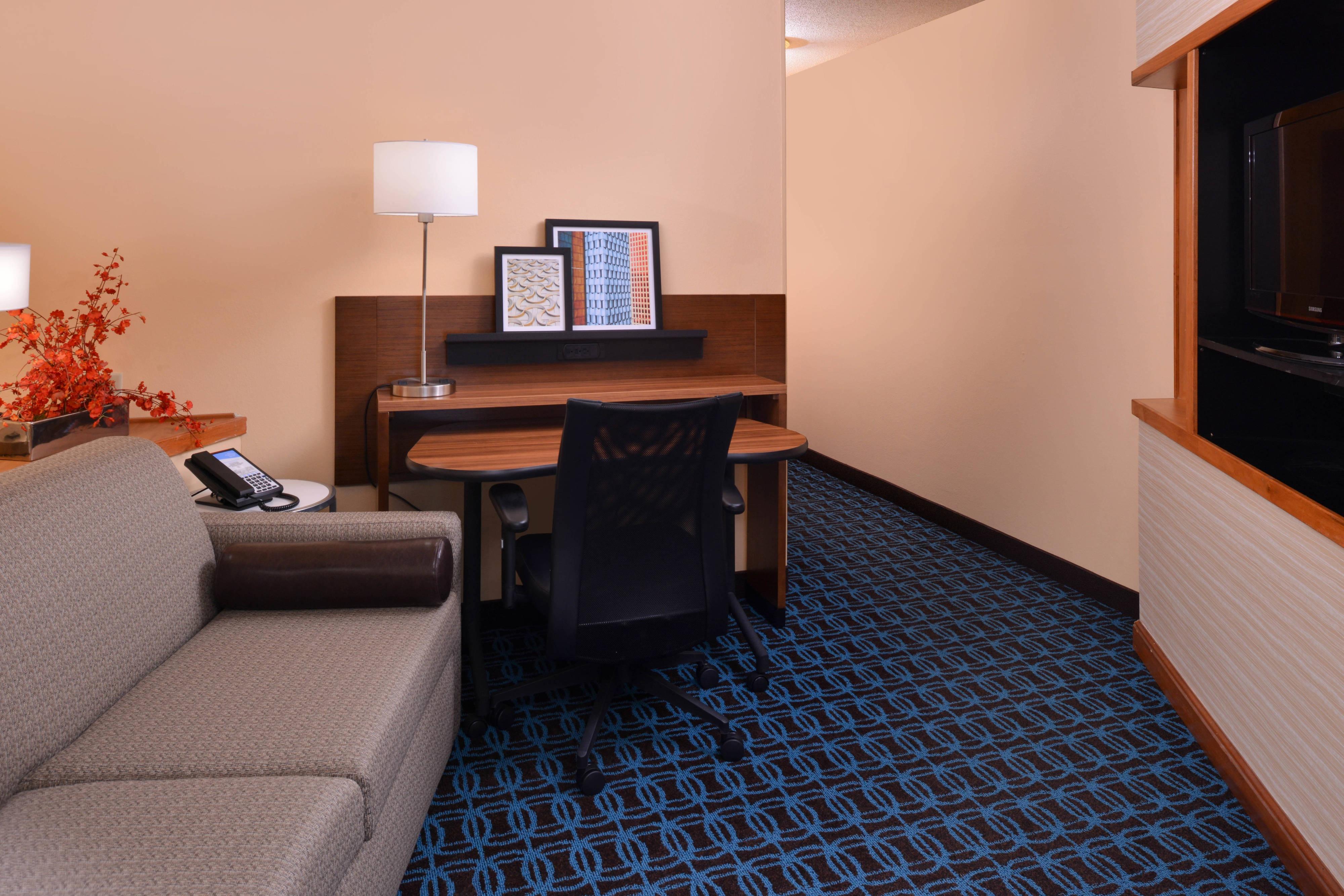 Executive Kingsize Suite – Wohnbereich