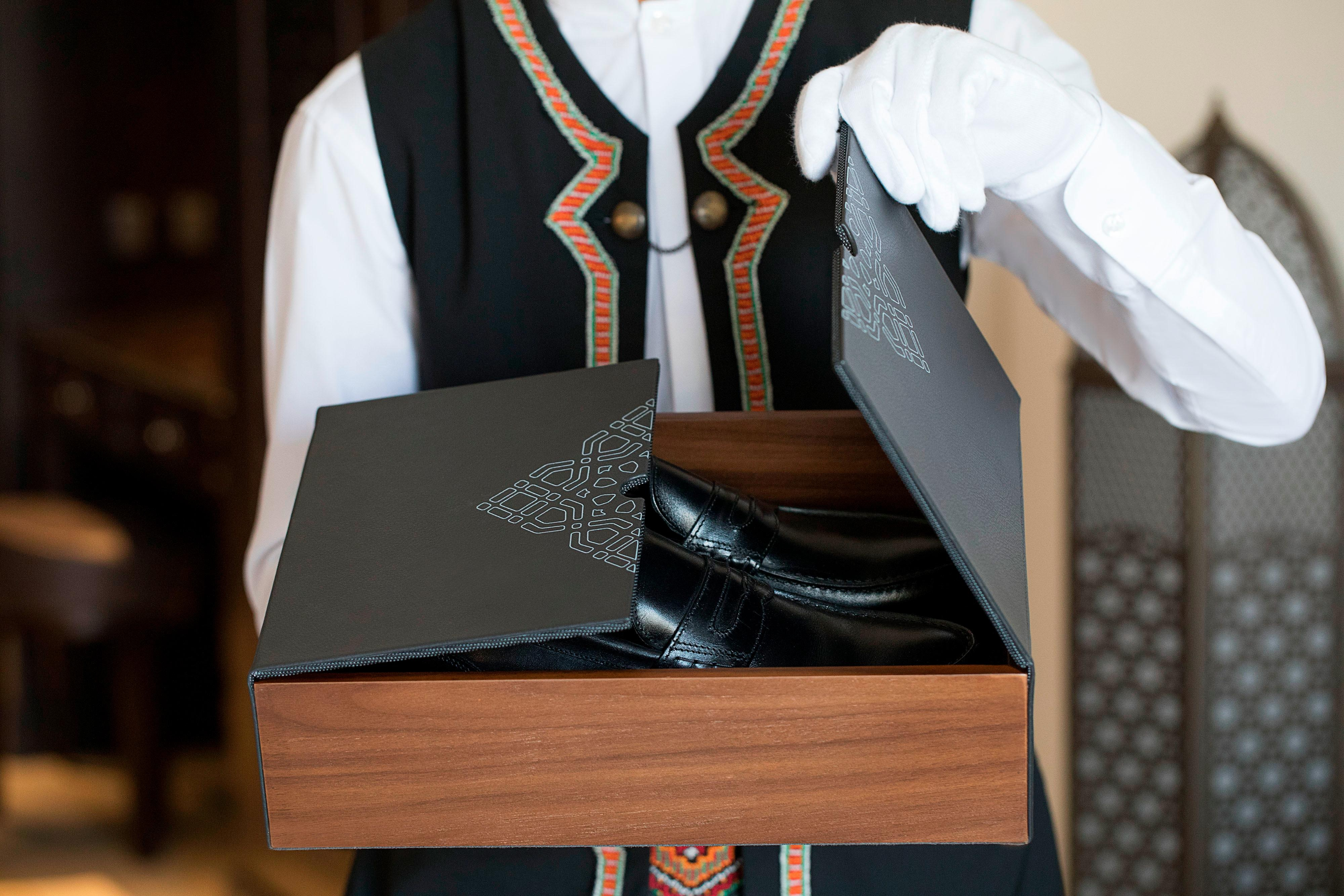 The personalized service of The Luxury Collection Butler promises to create memorable, enriching experiences.
