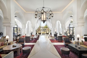 With its distinct architecture, the lobby combines design and history, reflecting the authentic and enriching Jordanian heritage.