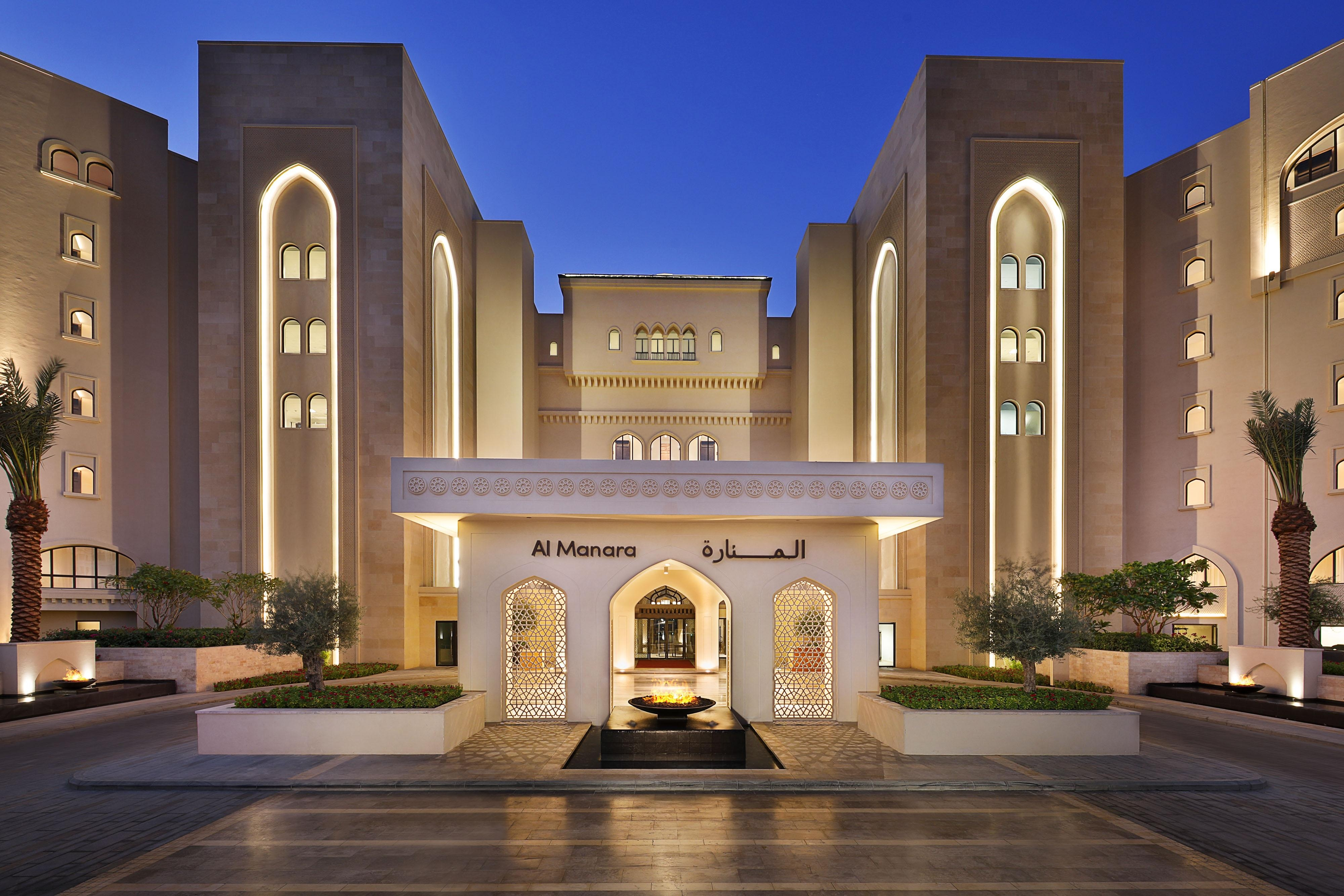 An intimate retreat of design and history, Al Manara Hotel combines the finest of beach holiday and city getaway.