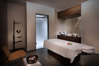 Awaken your senses, immerse your mind and rejuvenate with our sacred spa rituals in one of our nine treatment rooms.
