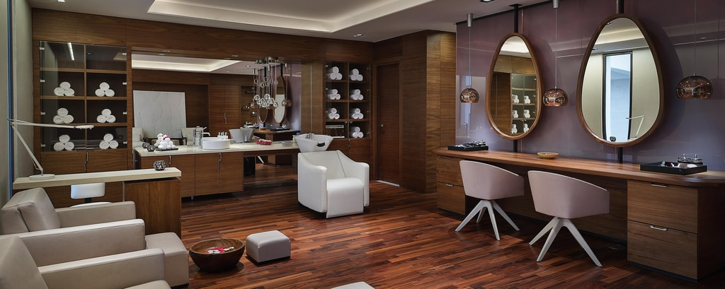 The Beauty Salon at our Spa offers a range of salon services including hairdressing, waxing and manicure and pedicure.