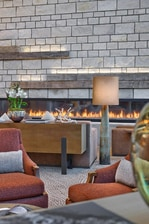 Westin Snowmass - Fireplace