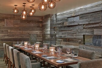 Snowmass Kitchen - Private Dining Room