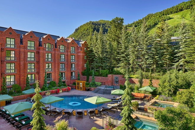 Aspen Mountain Suite View