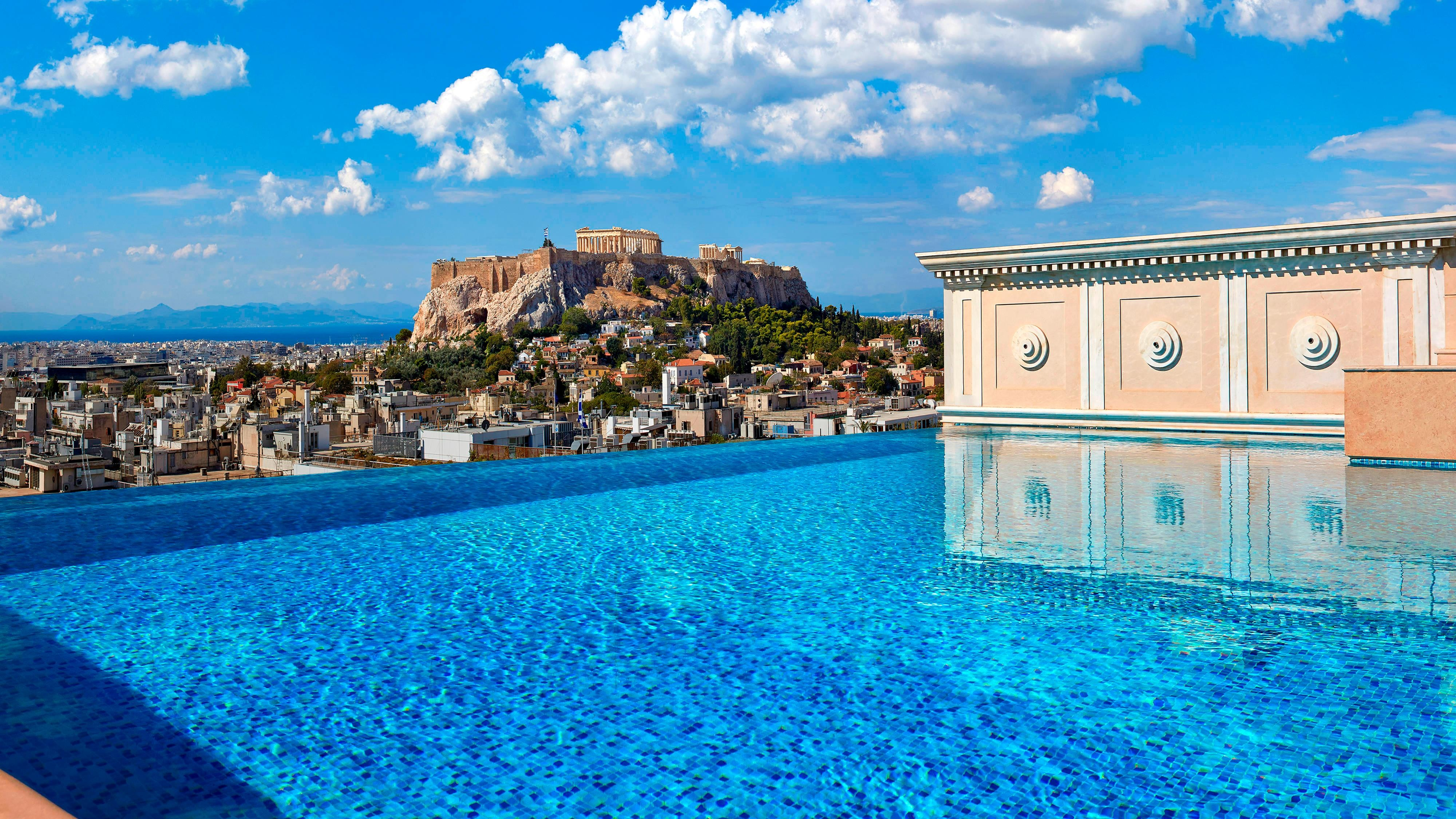 King George A Luxury Collection Hotel Athens Athens Spg