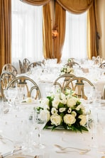 The Golden Room - Wedding Reception