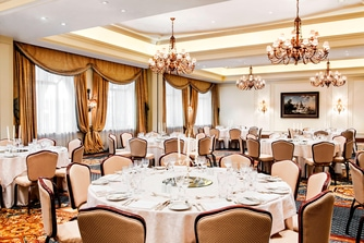 Golden Room - Banquet