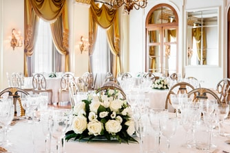 The Grand Ballroom - Wedding Reception