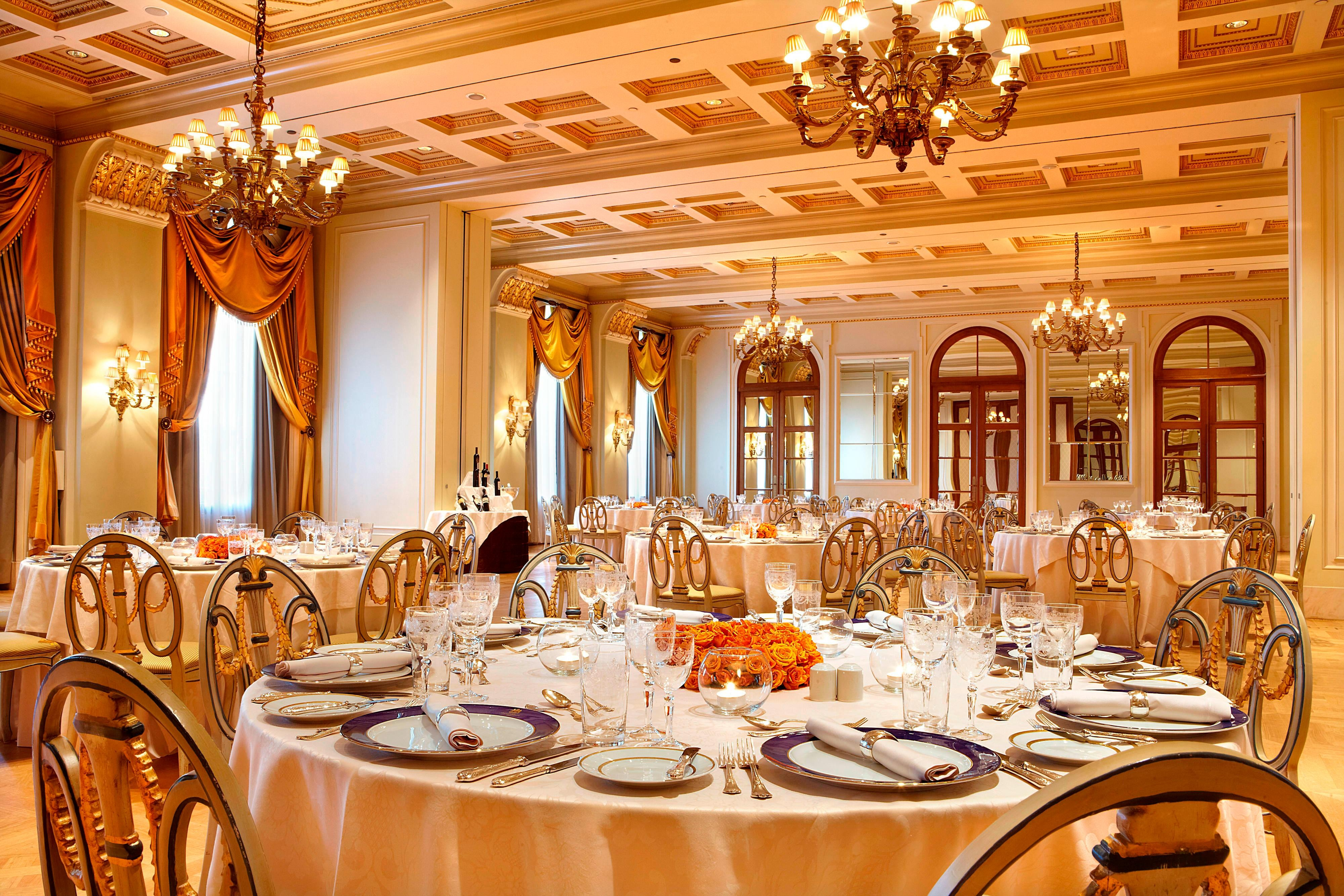 The Grand Ballroom - Banquet