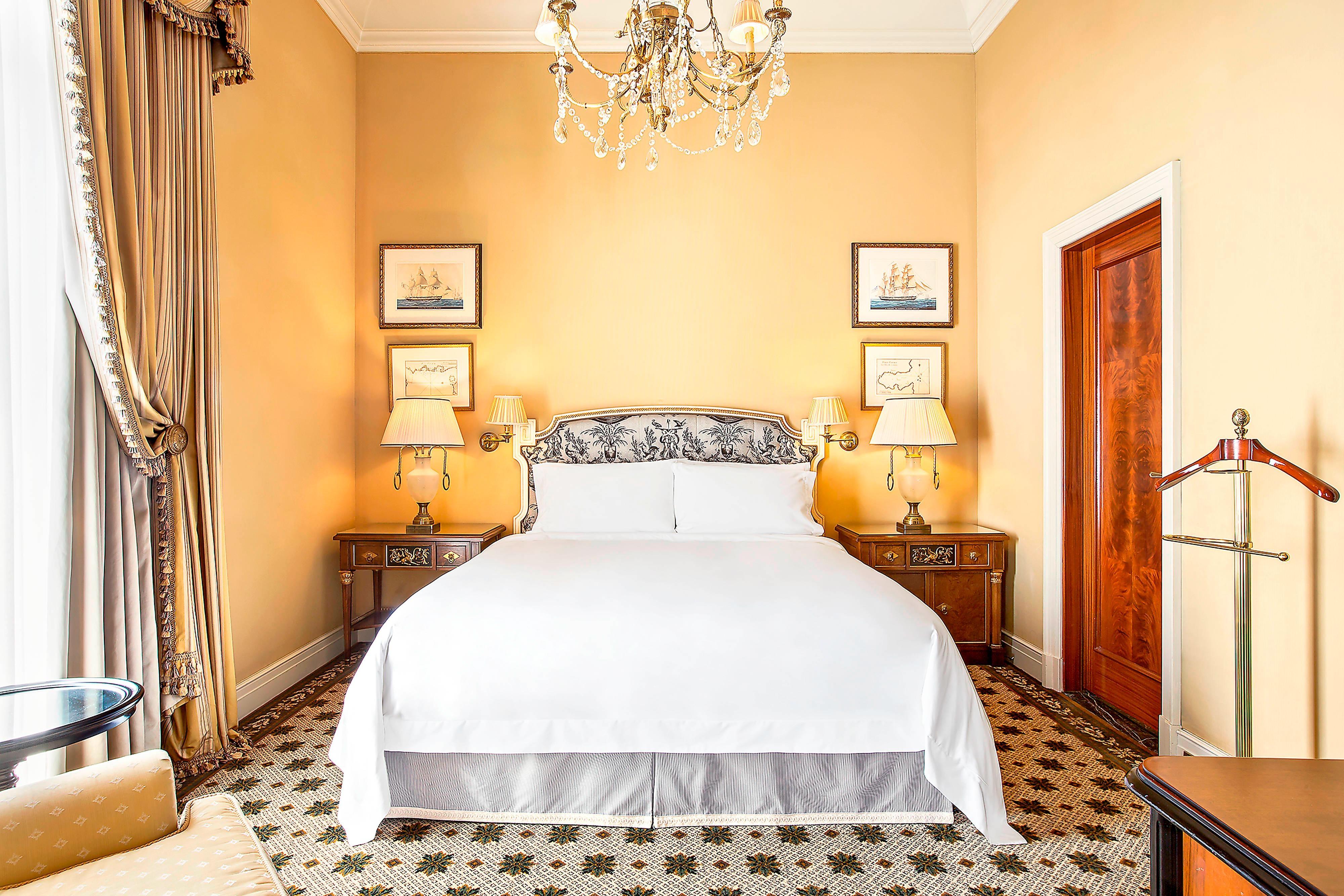 Номер гранд-делюкс– спальня