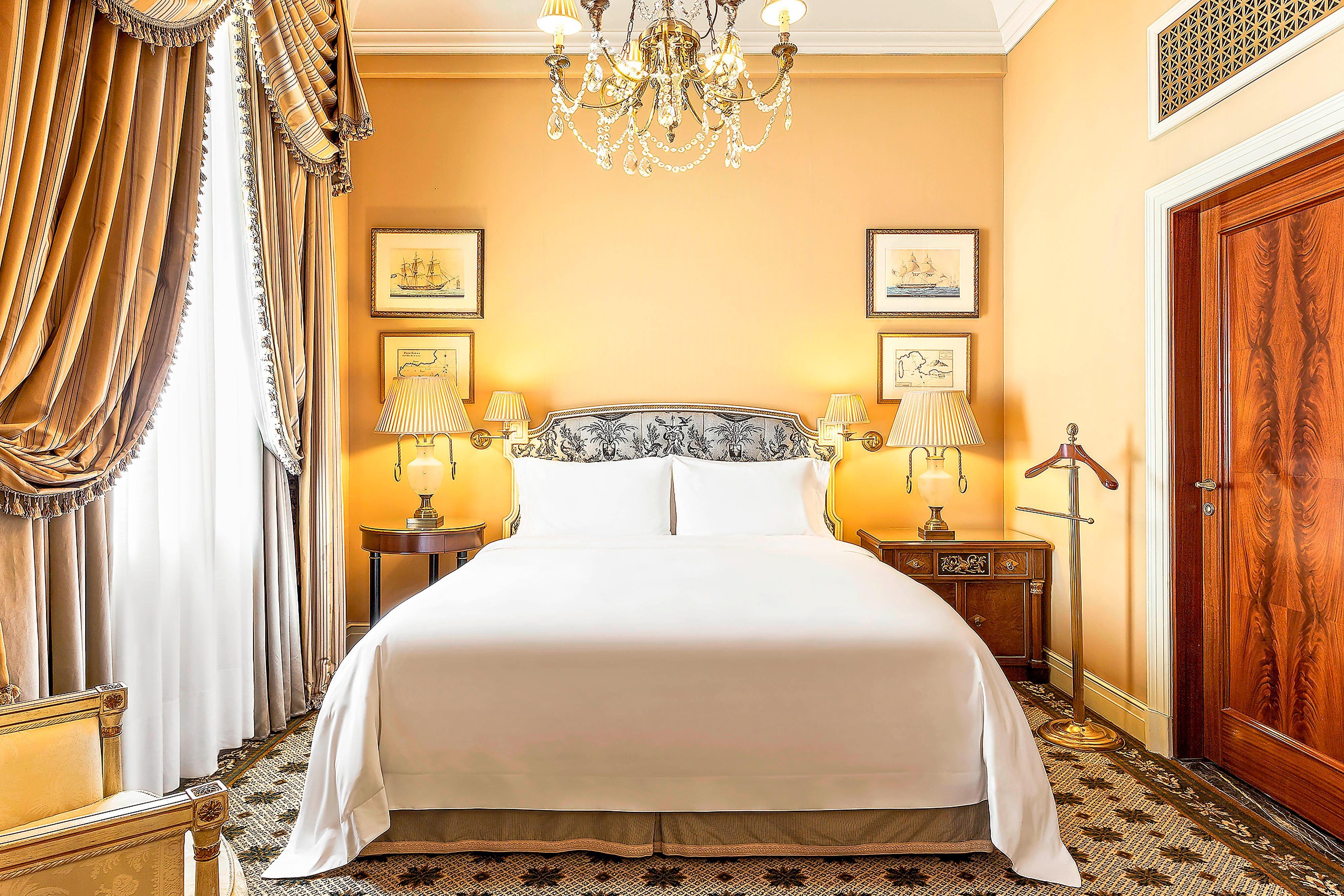 Люкс Grand— спальня