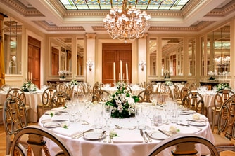The Royal Room - Wedding Reception