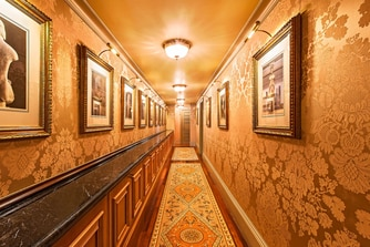 Royal Suite Corridor