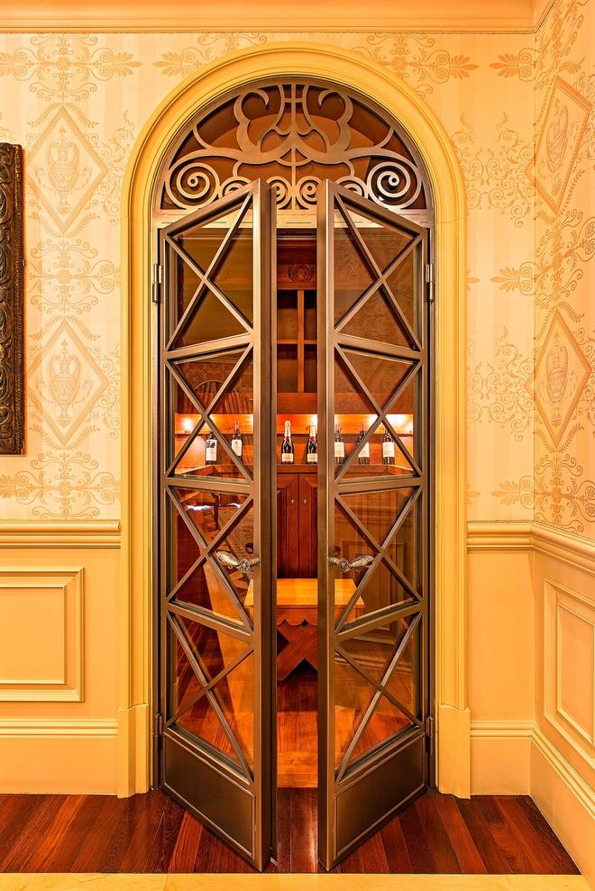 Royal Suite Private Cellar