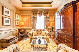 Royal Suite - Living Room