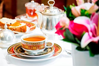 Winter Garden - High Tea