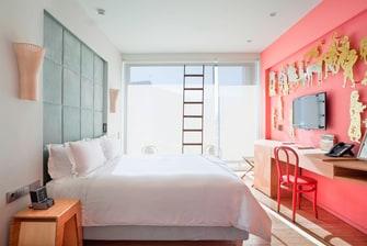 Studio Room Bed View