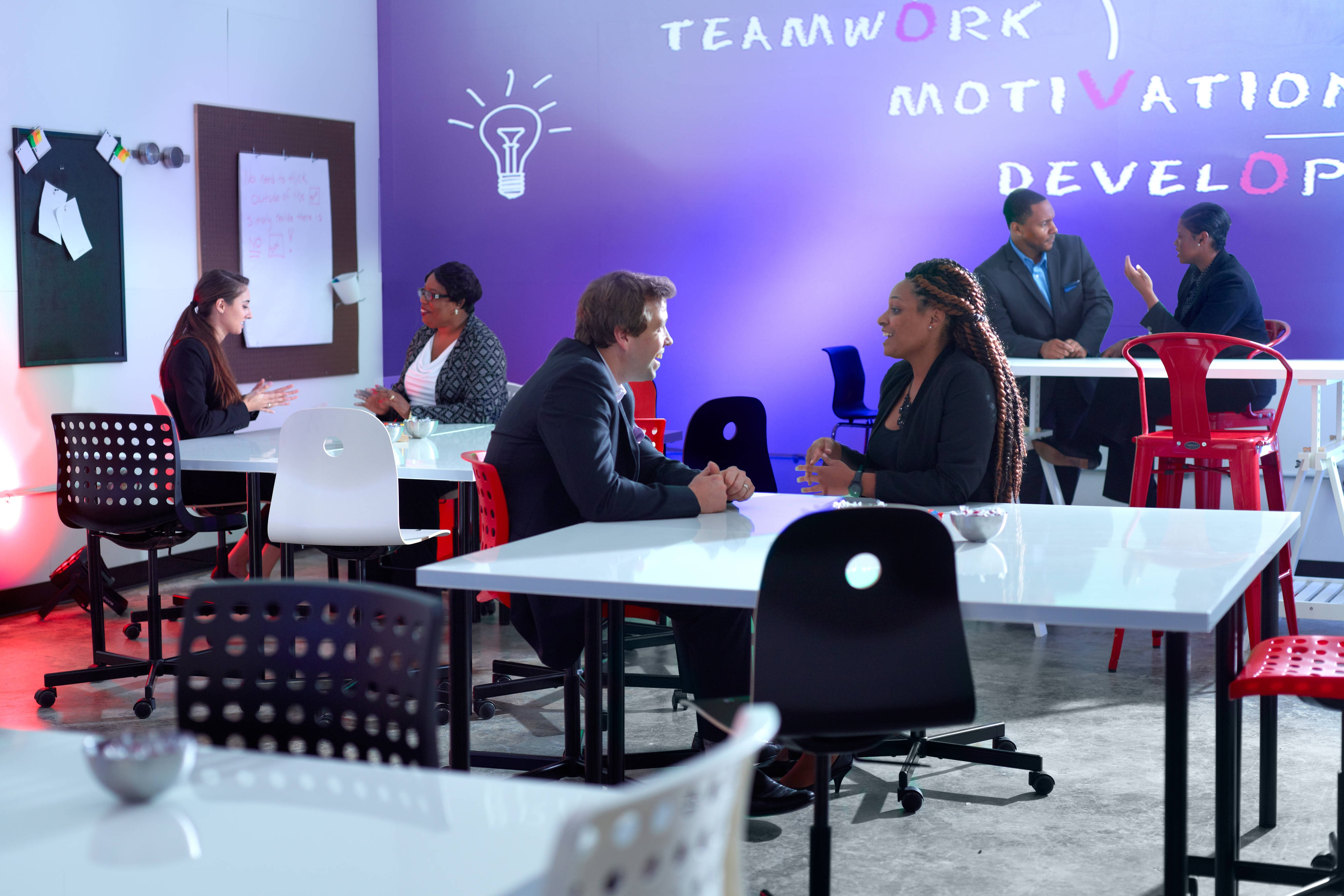 Innovation Lab – Small Group Breakout