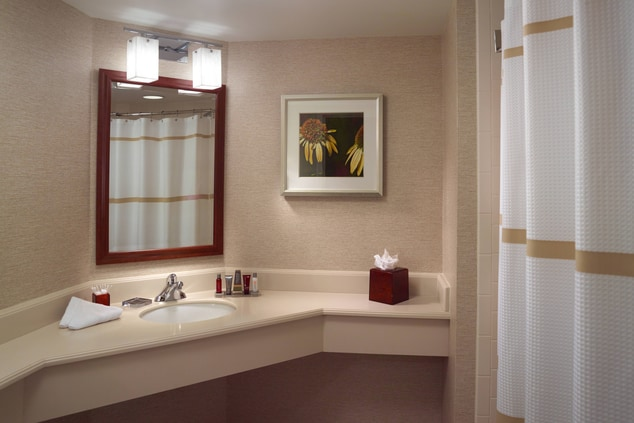 Concierge Guest Bathroom