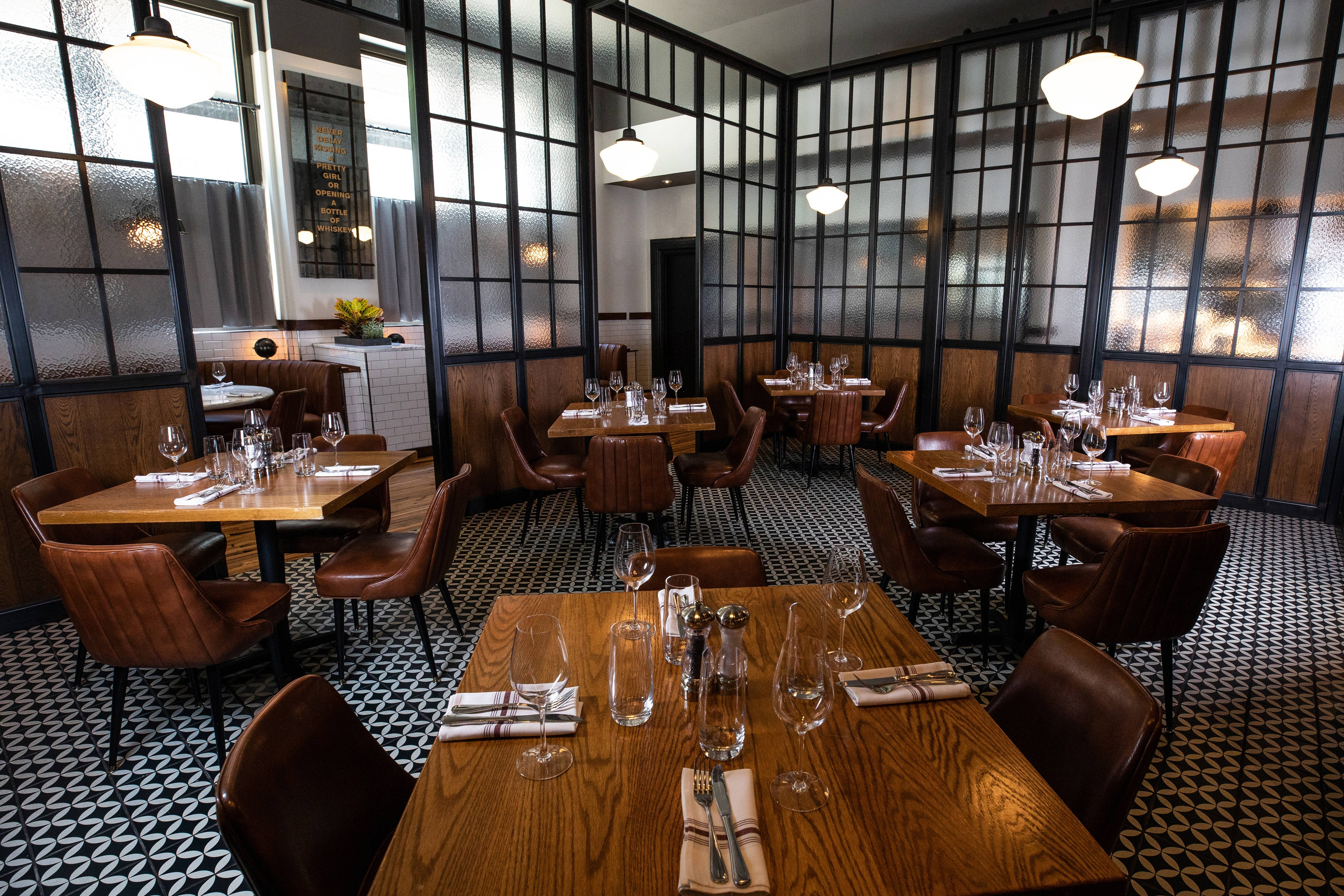 Rowdy Tiger Whiskey Bar & Kitchen - Private Dining