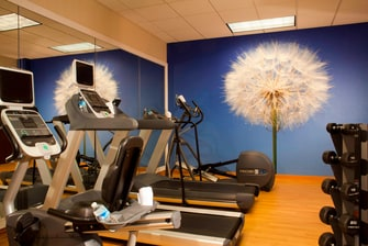 SpringHill Suites Buford Fitness Center