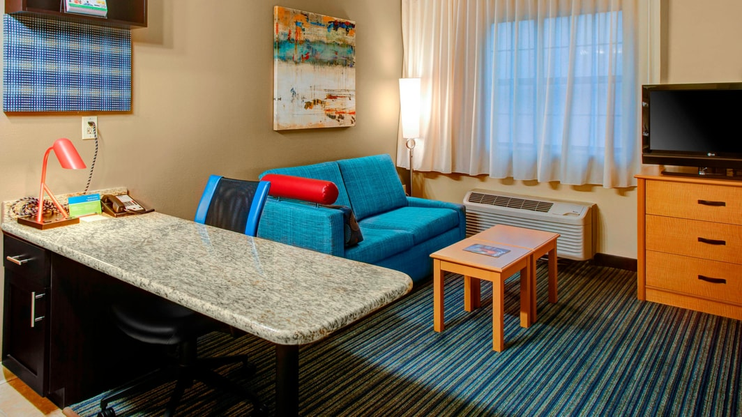 Atlanta Buckhead Hotel Rooms