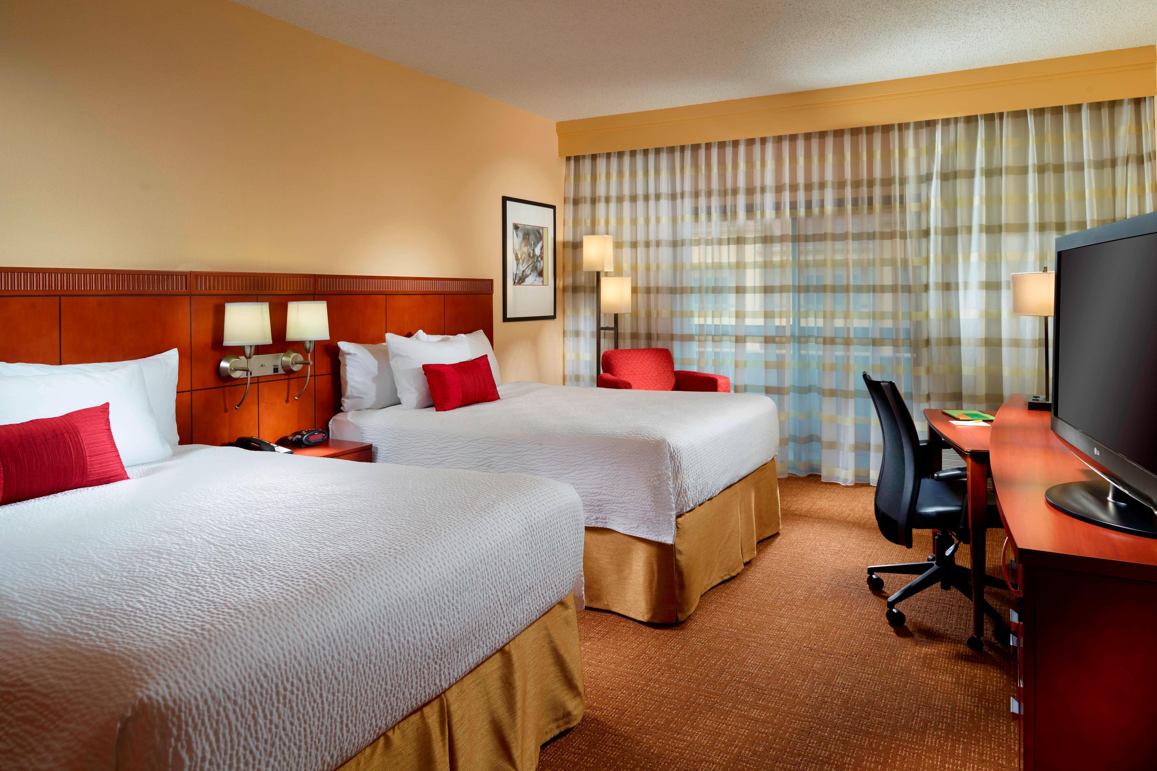 Double Atlanta Airport Guest Room