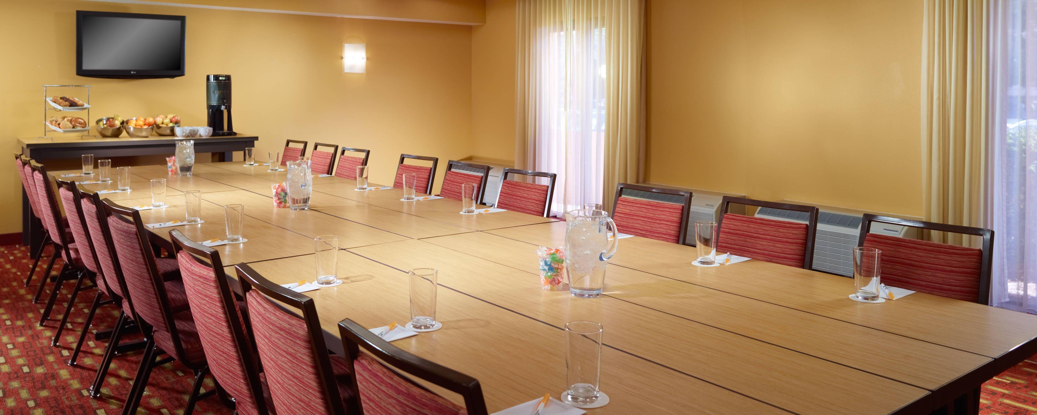 Atlanta Airport Meeting Rooms