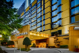 Marriott Courtyard Buckhead Atlanta GA