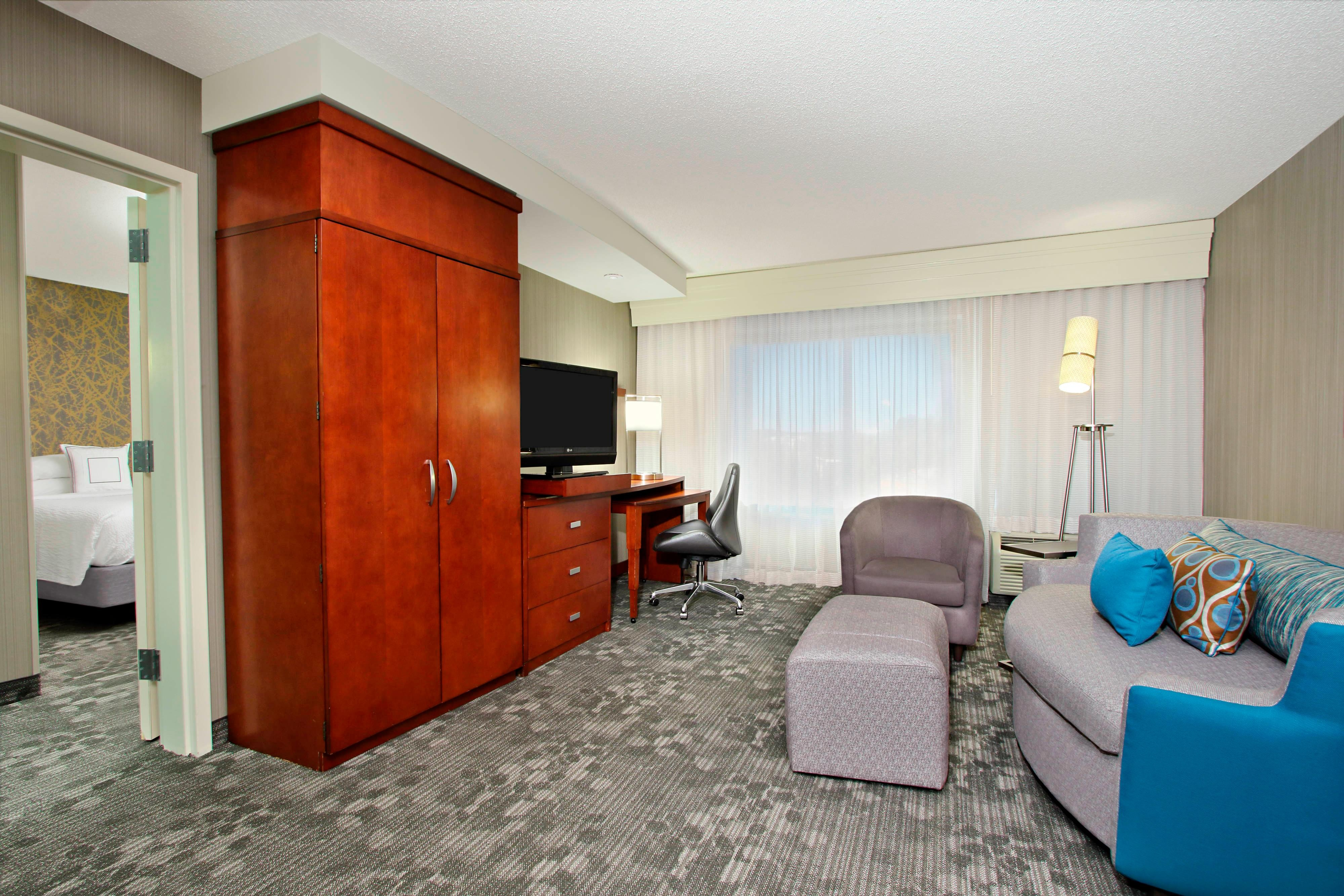 Extended Stay Hotel Rooms And Suites At The Atlanta Airport