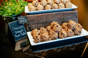 Coffee Break – Omega3 Power Balls