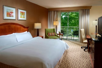 King Lakeview Guest Room