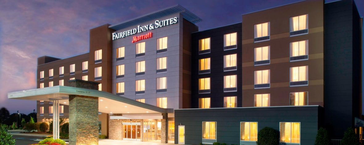 Fairfield Inn & Suites by Marriott: Beautiful, New Business