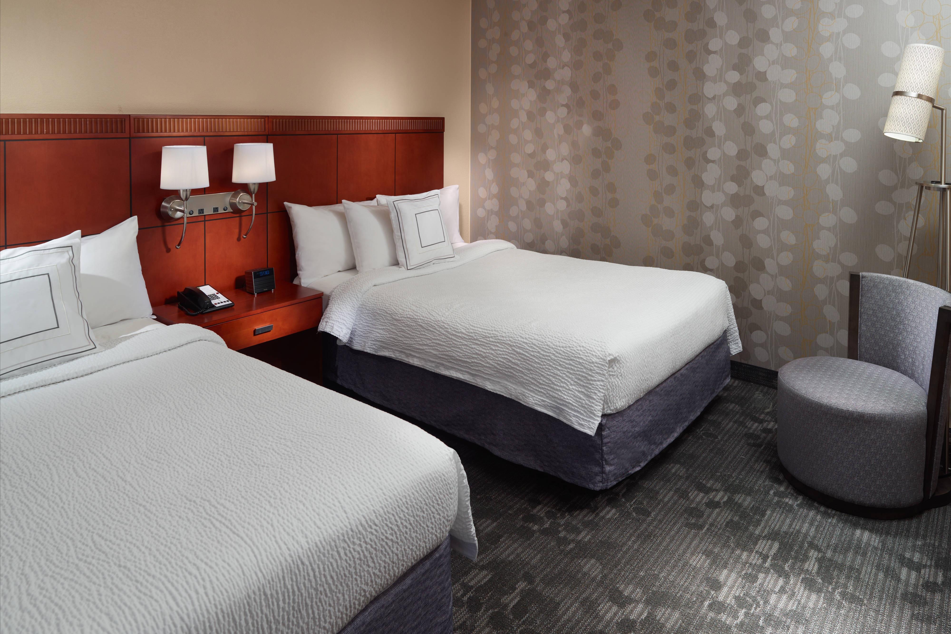 Double/Double Suite Bedroom