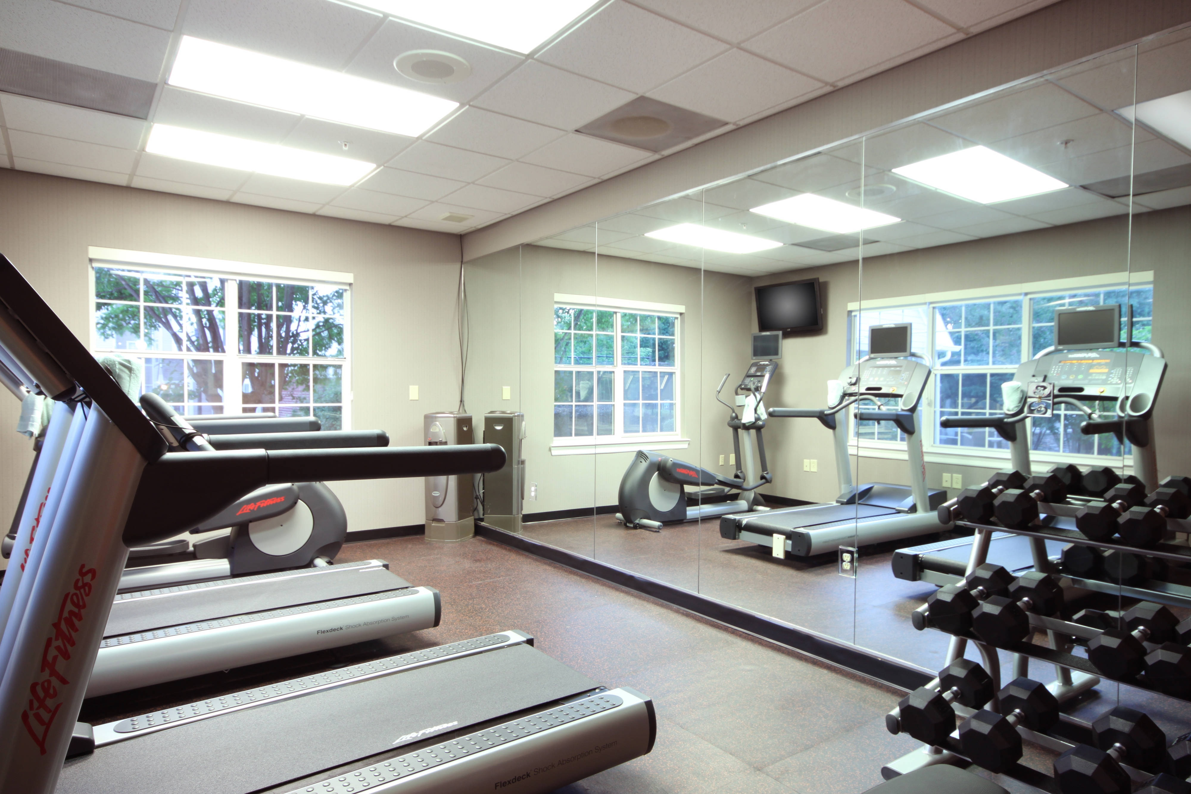 Atlanta Duluth hotel fitness center