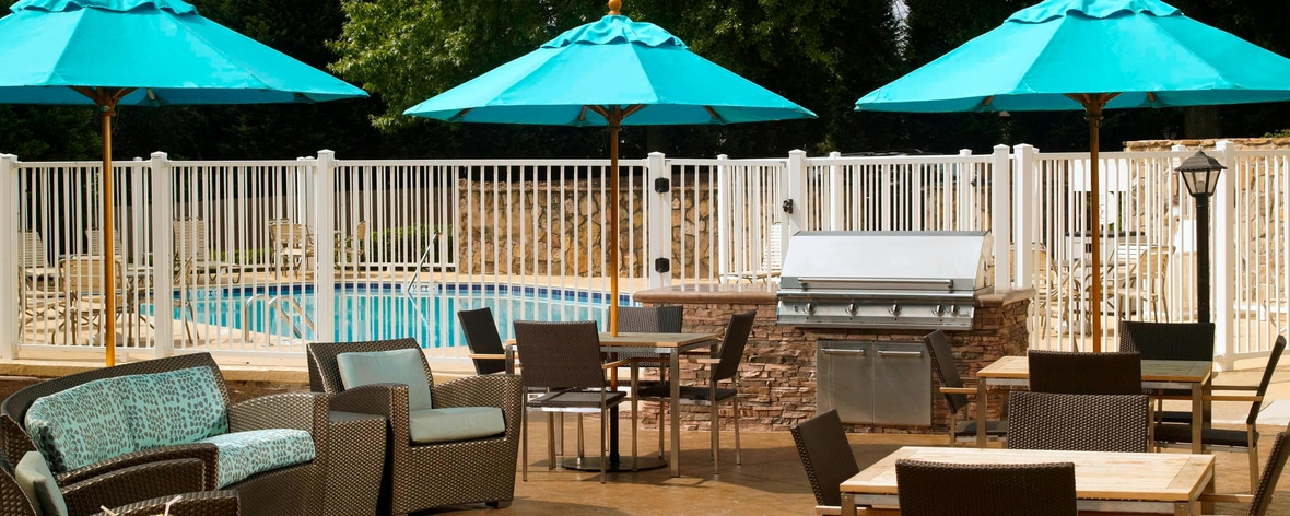 Residence Inn Outdoor Patio