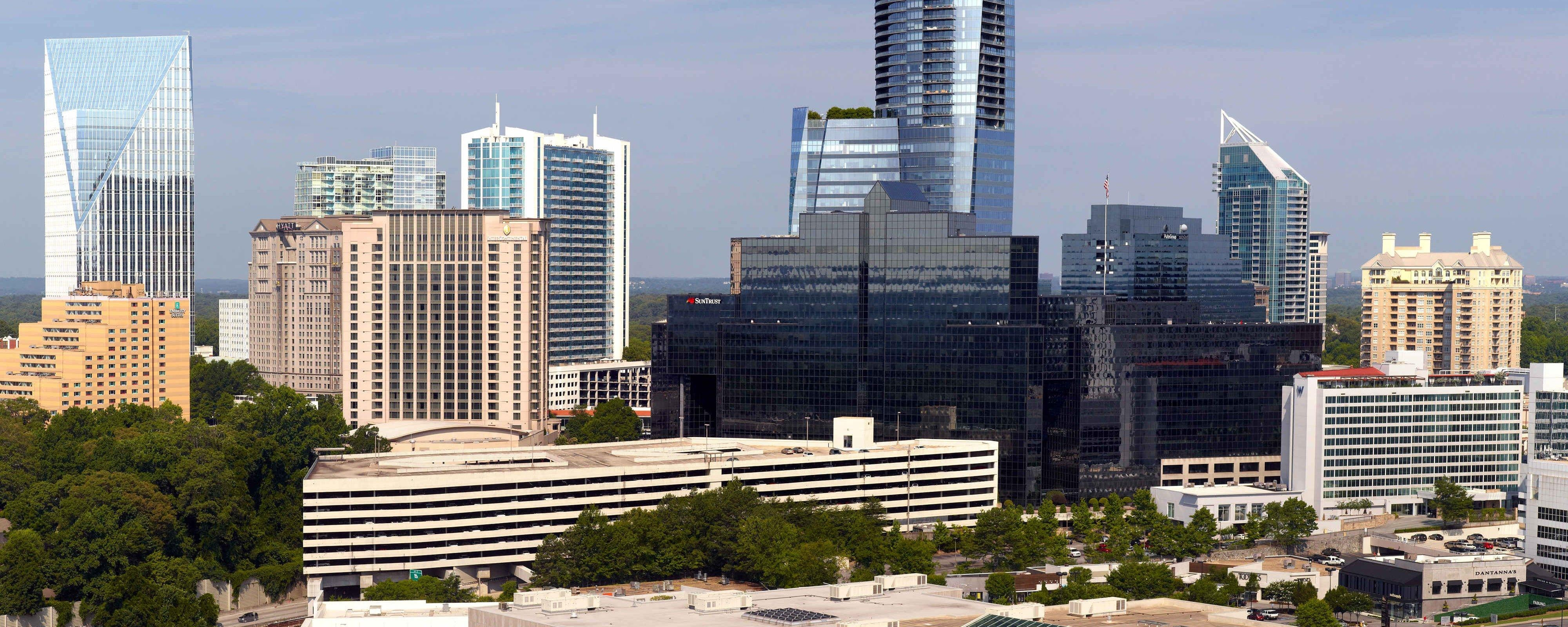 Buckhead Financial District