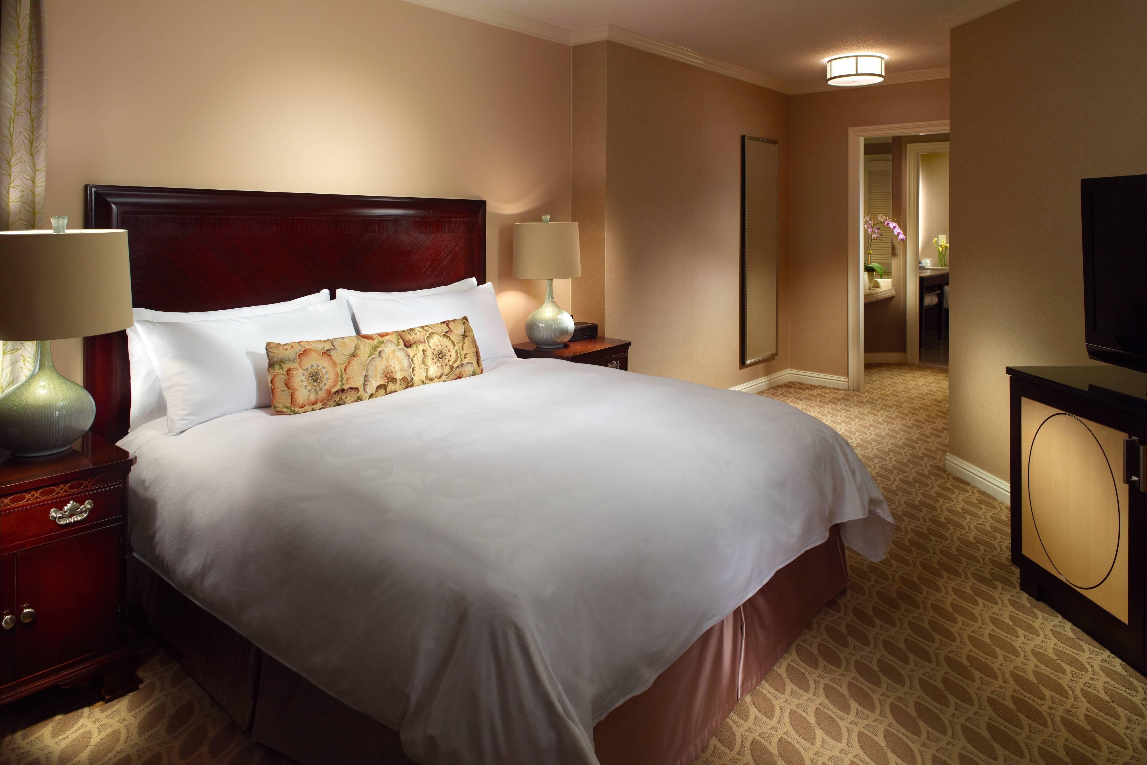 Lenox Suite - Sleeping Area