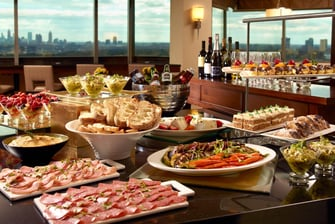 Executive Lounge reception
