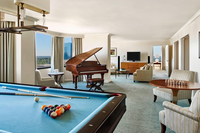 Whitley Suite - Living Room